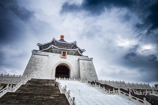 中正紀念堂 Chiang Kai-shek Memorial Hall / 台灣台北 Tai