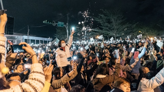taiwan elections